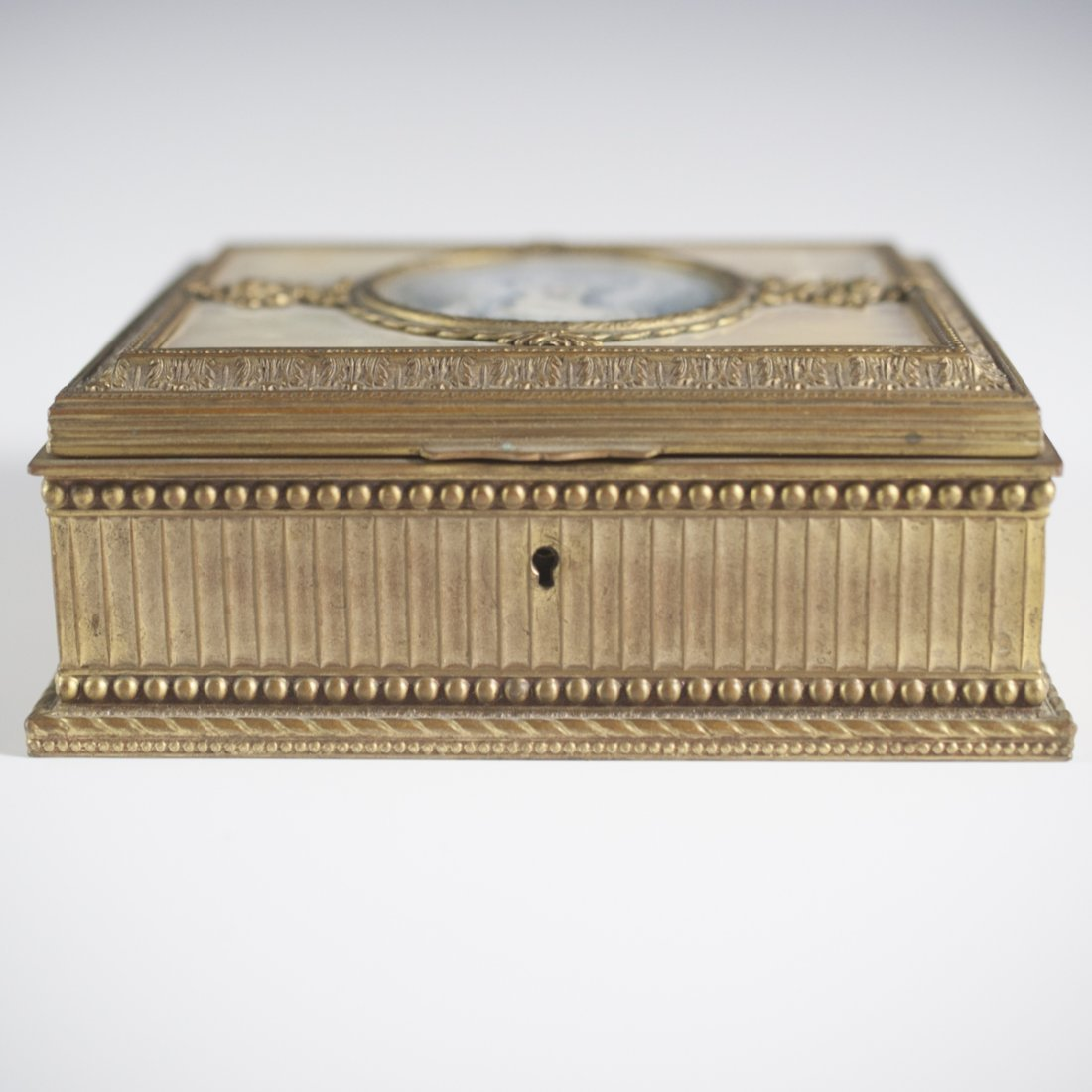 Victorian Marked Jewelry Box - 6