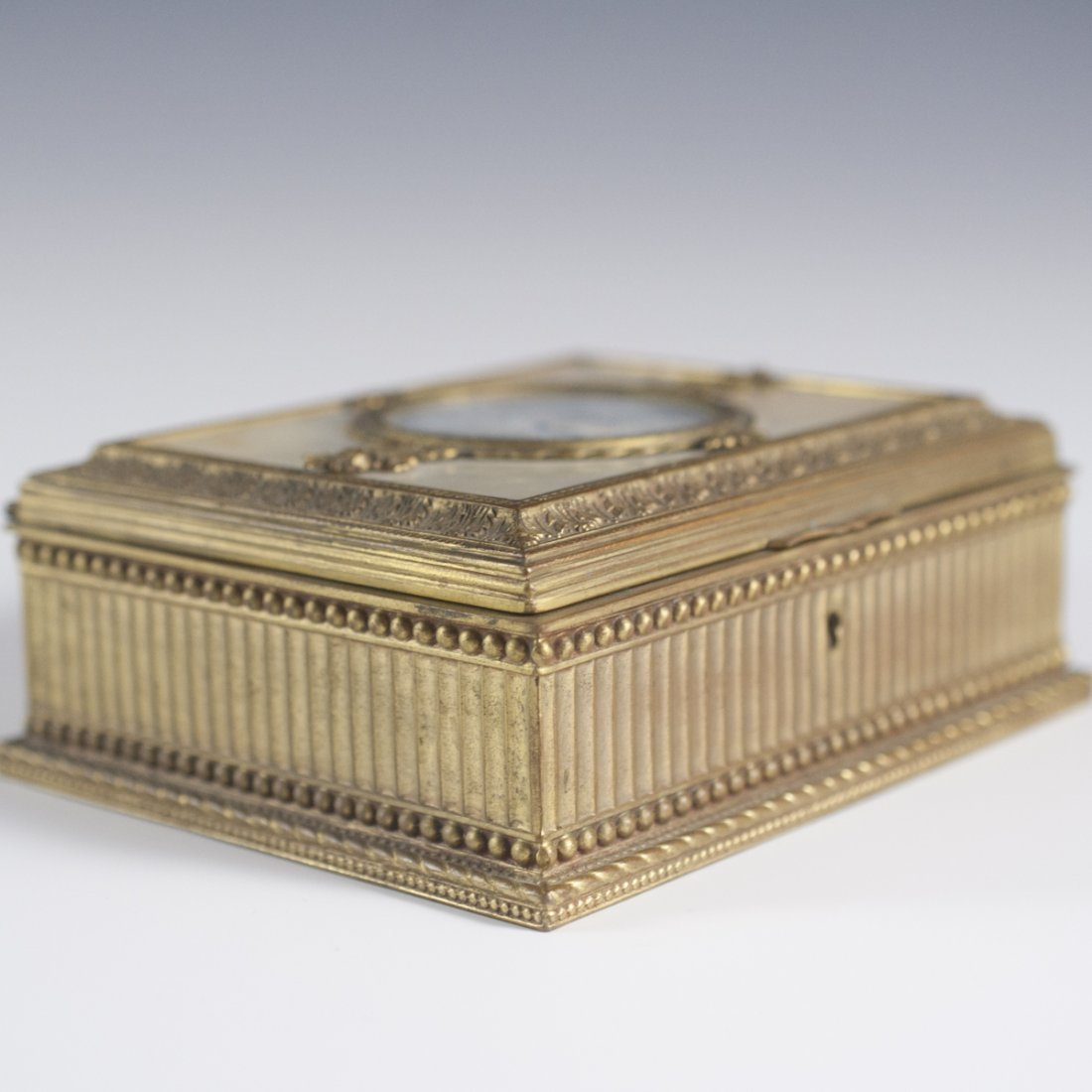 Victorian Marked Jewelry Box - 7