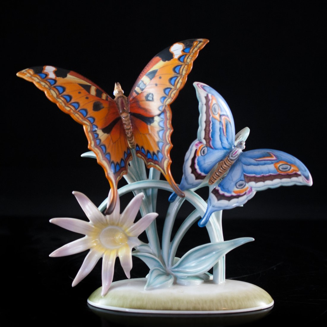 Vintage Rosenthal Butterfly Figurine