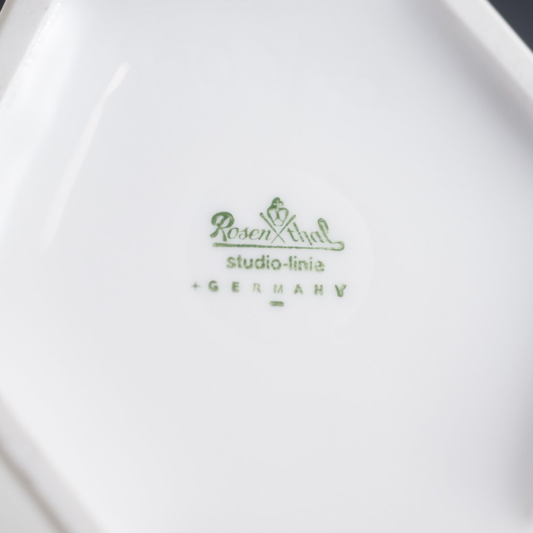 Rosenthal Studio Linie Matte Porcelain Vase - 3