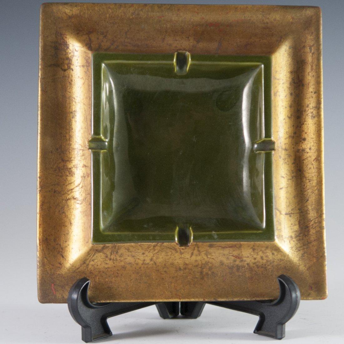 Freeman-Mcfarlin Ceramic Ashtray