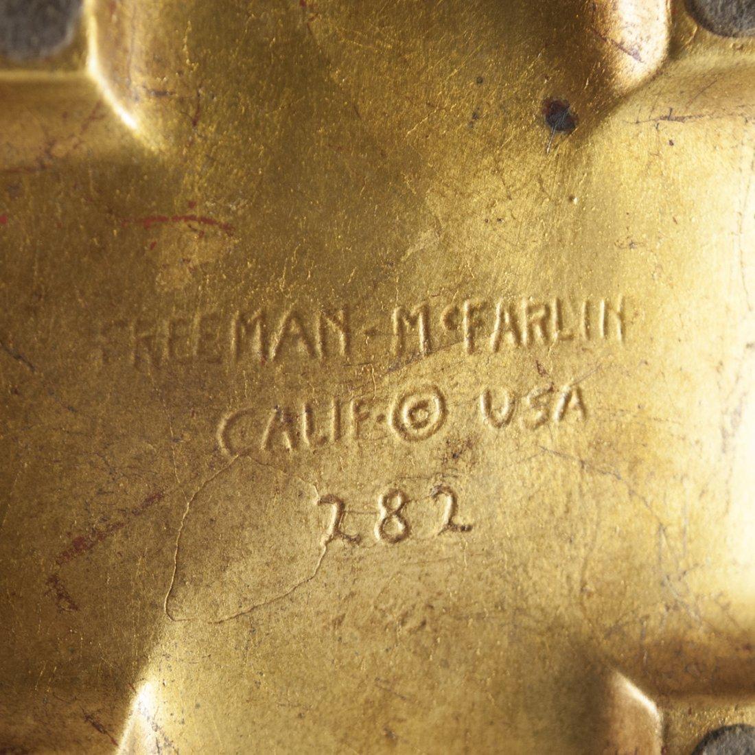 Freeman-Mcfarlin Ceramic Ashtray - 2