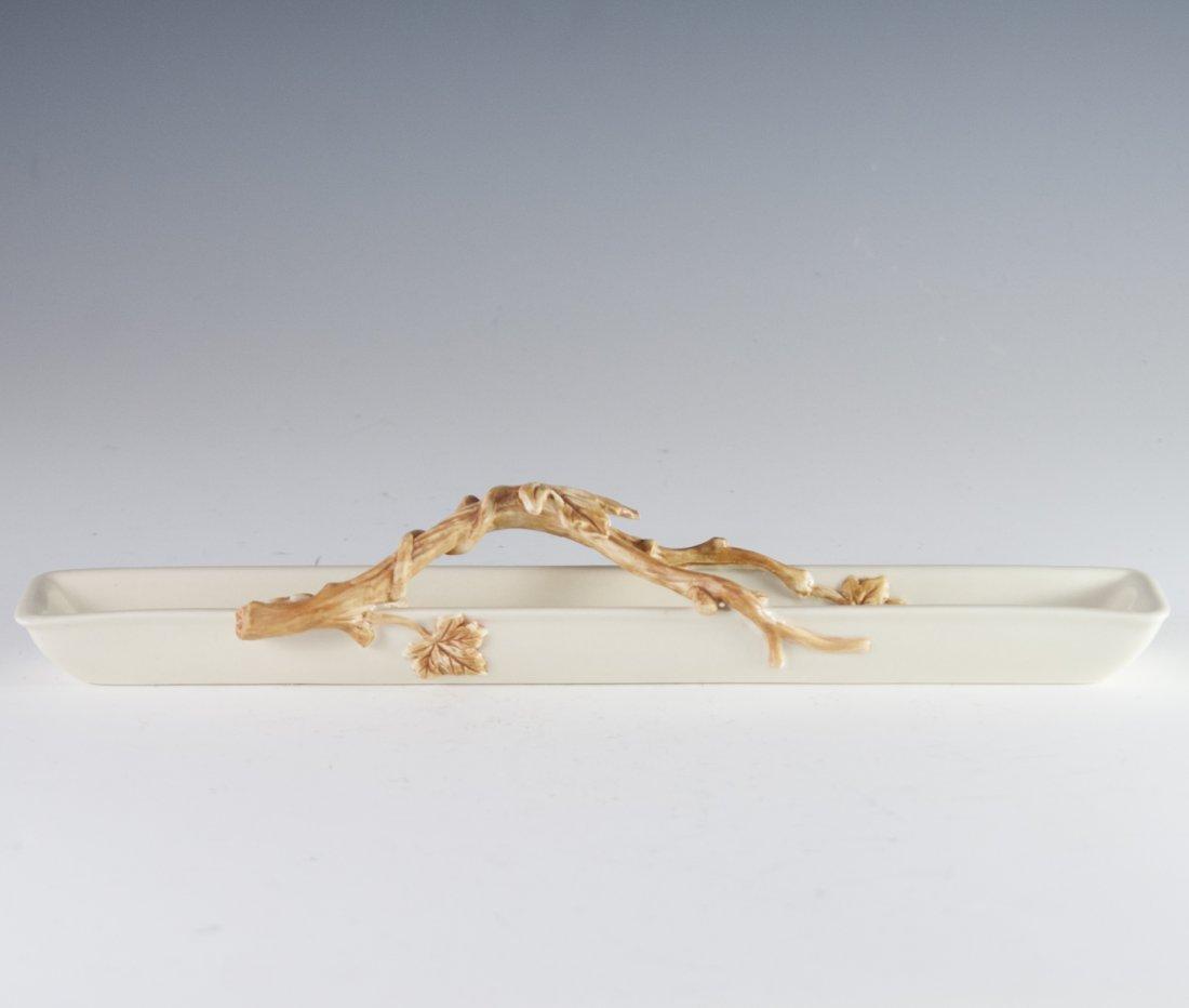 Fitz & Floyd Porcelain Tray