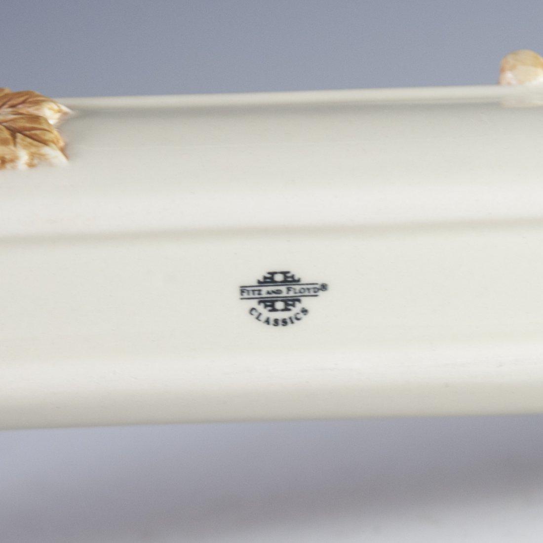 Fitz & Floyd Porcelain Tray - 3