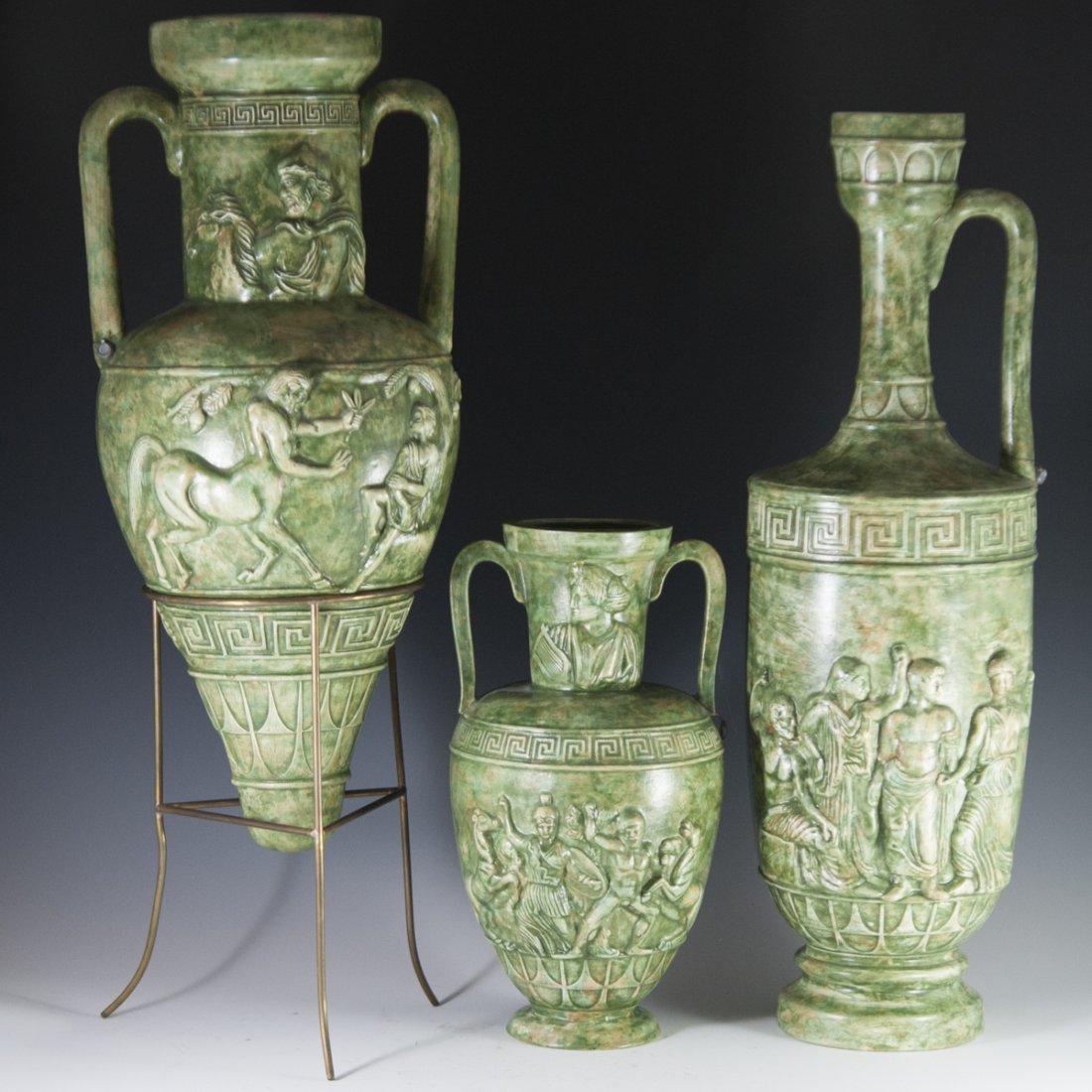 Handmade Greek Classic Period Pottery Replicas