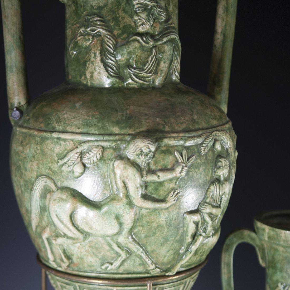 Handmade Greek Classic Period Pottery Replicas - 4