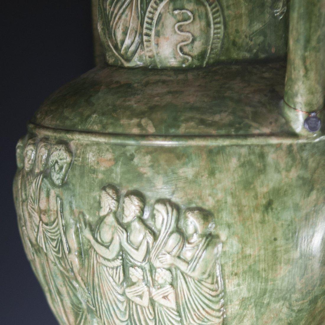 Handmade Greek Classic Period Pottery Replicas - 9