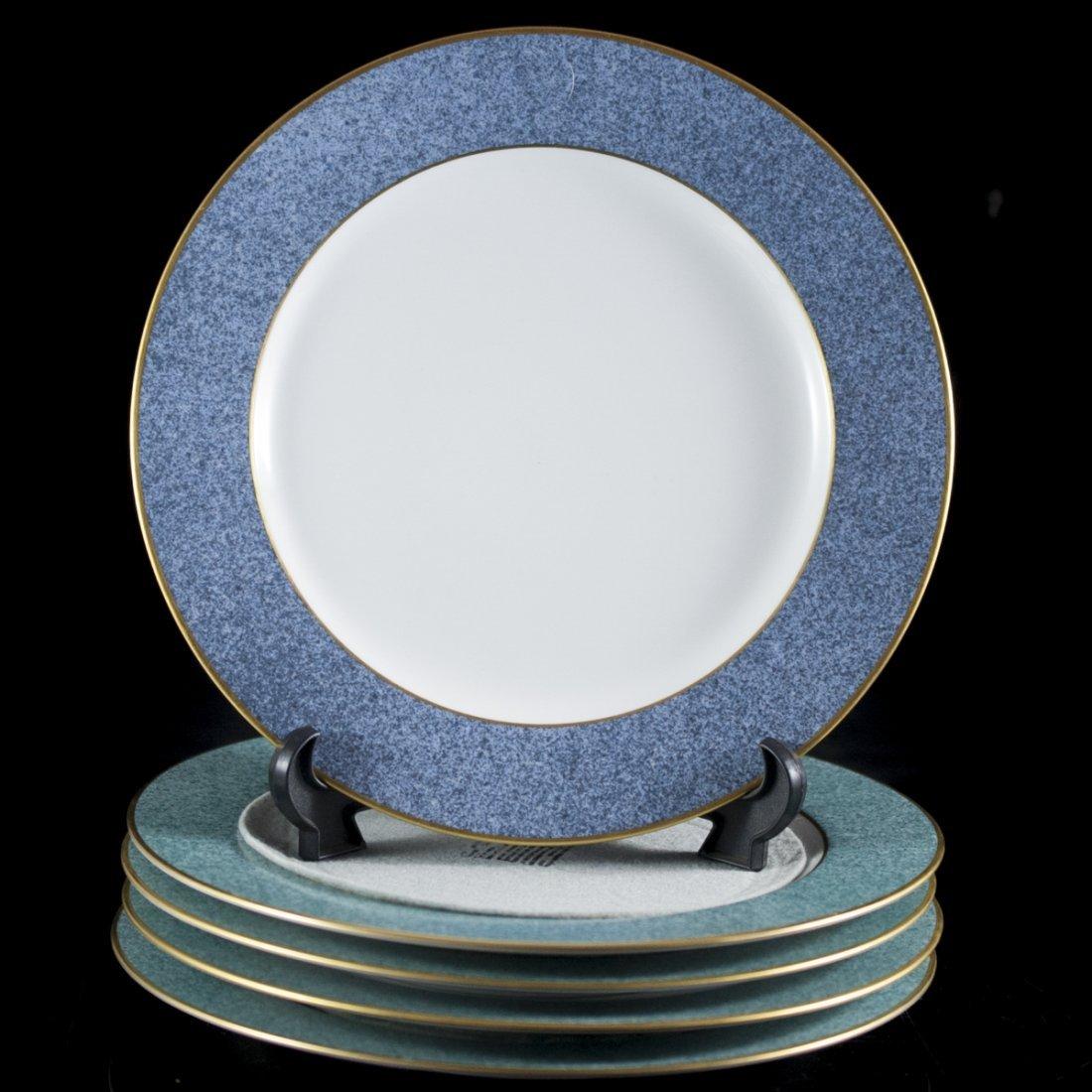 Bernardaud Limoges Porcelain Dinner Plates