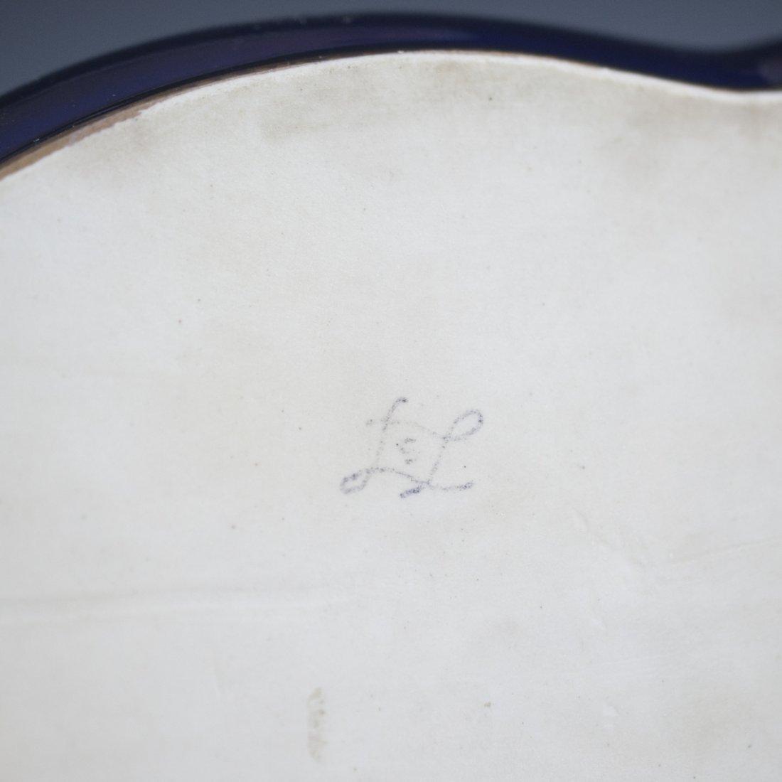 Antique Sevres Porcelain Trinket Box - 2