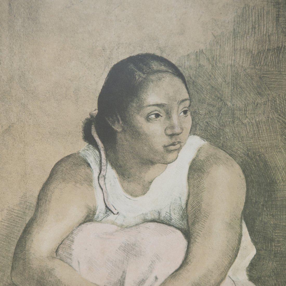 Francisco Zuniga (Mexican 1912-1998) - 2