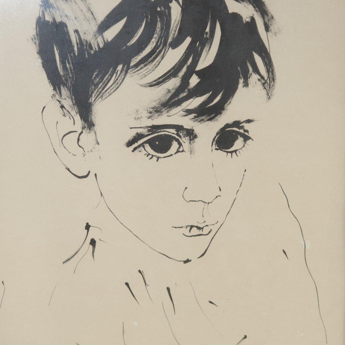 Moshe Gat (Israel b. 1935) Artist Proof - 2