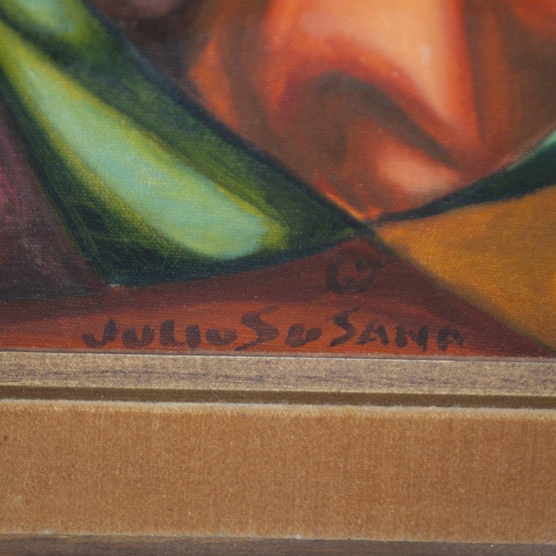 Julio Susana (Dominican Republic 20th Ct.) - 3