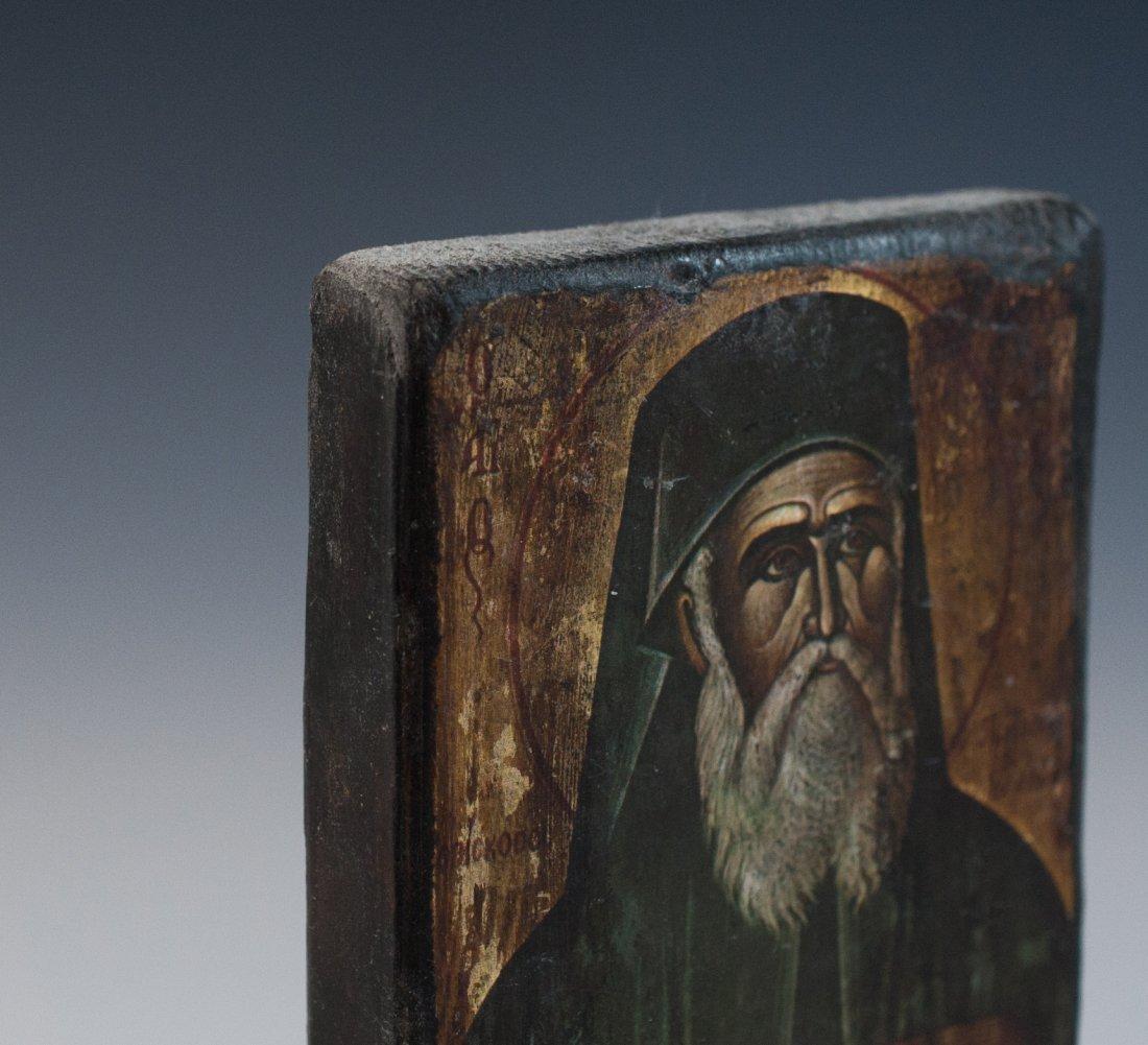 Religious Wood Icon - 4