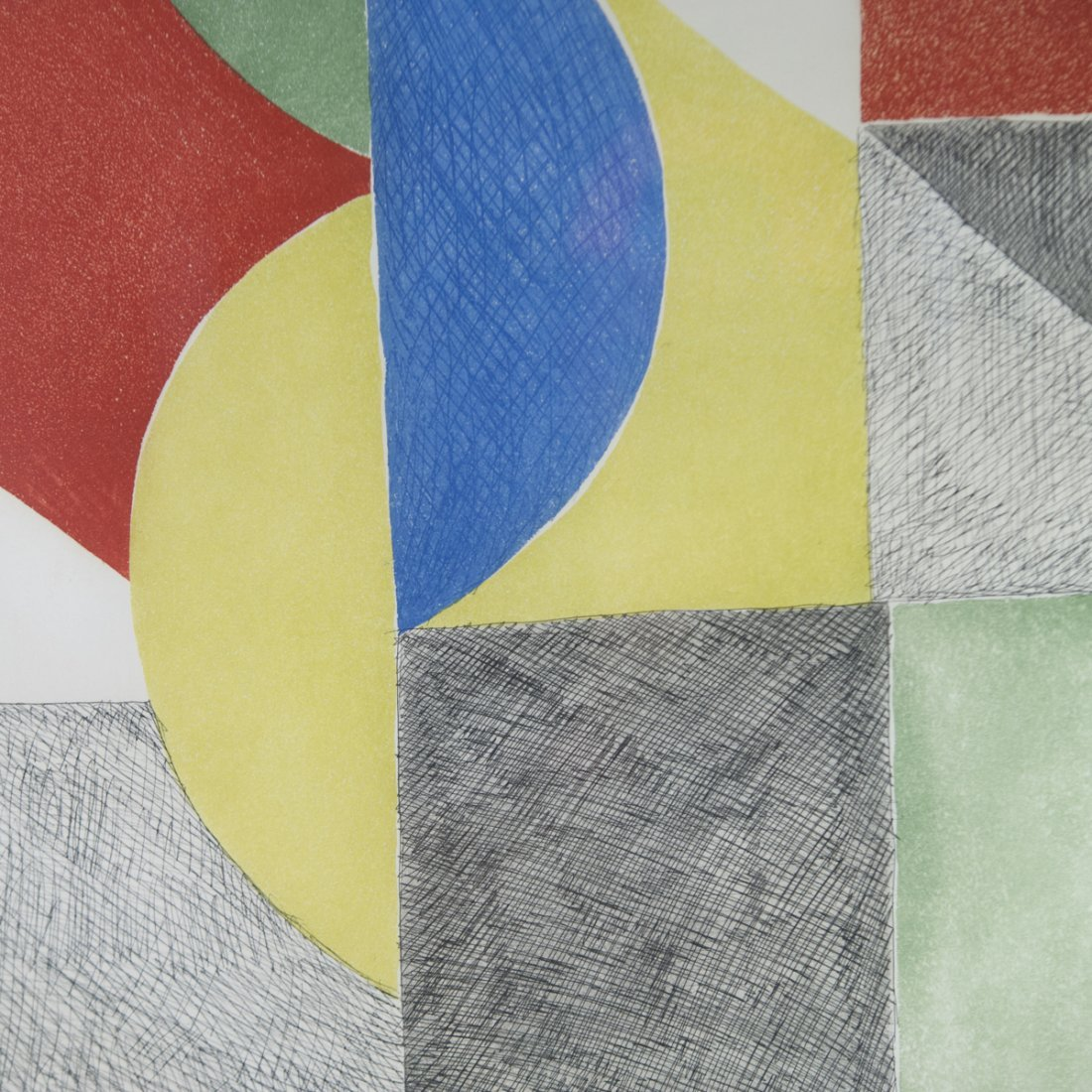 Sonia Delaunay (French 1885 - 1979) Signed Lithograph - 4