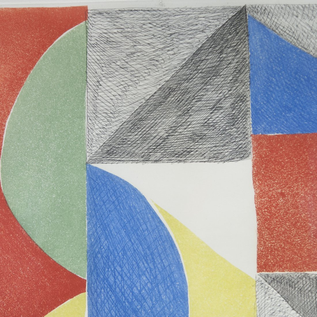 Sonia Delaunay (French 1885 - 1979) Signed Lithograph - 5