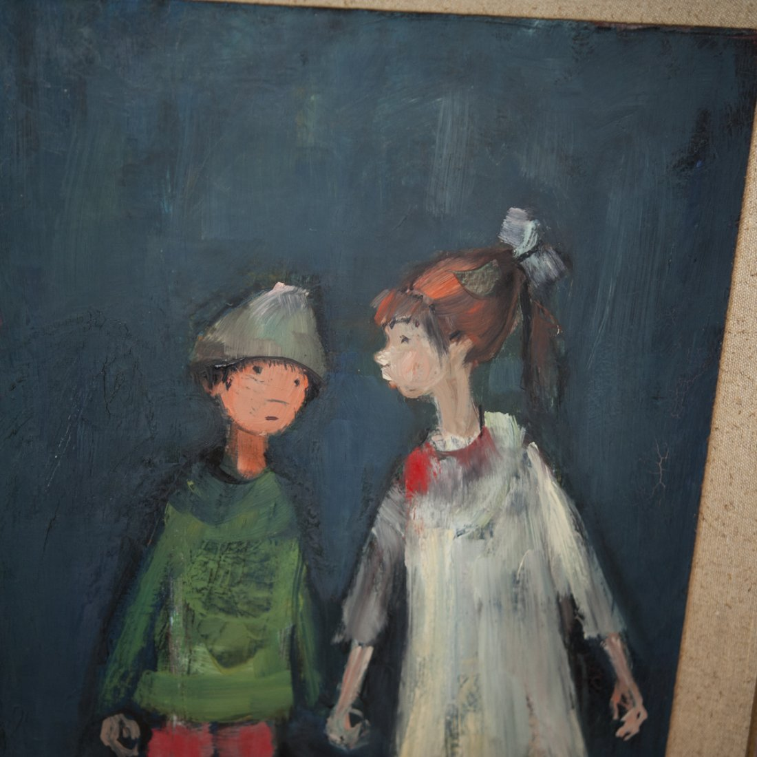 Esther Peretz-Arad (Israeli 1921-2005) - 2