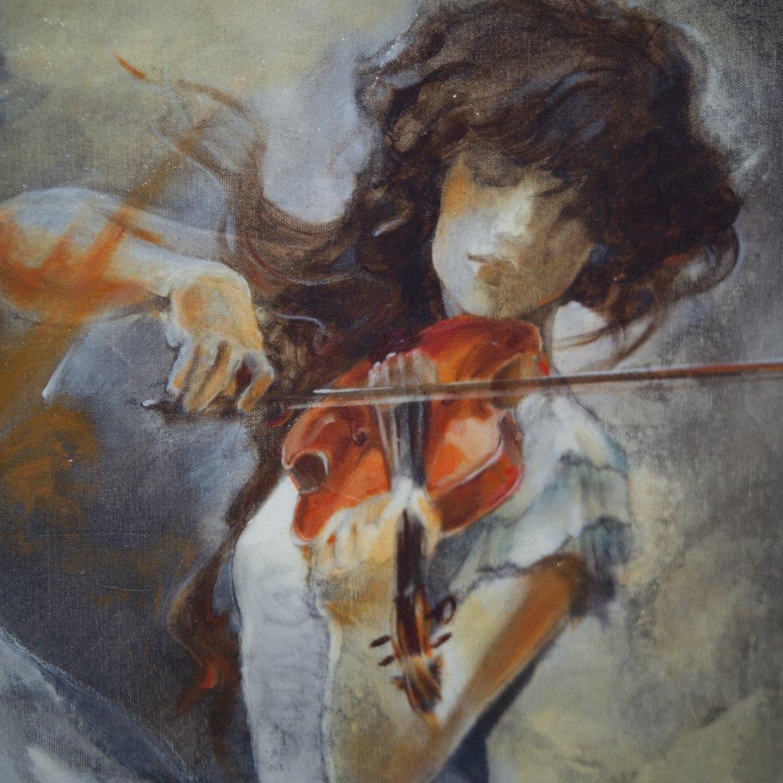 Lena Sotskova (Russian b.1963) - 4