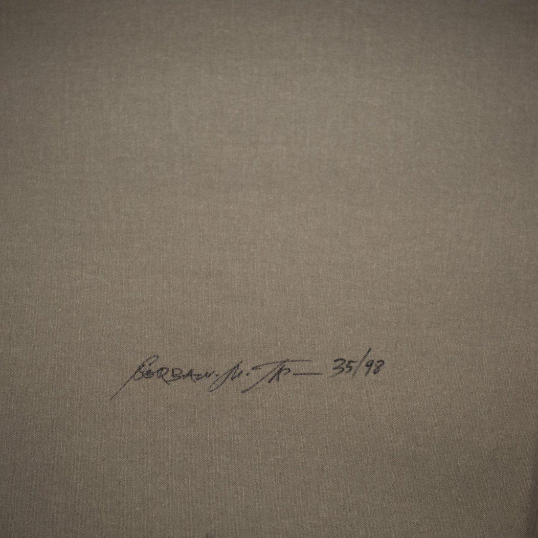 Michael Gorban(Israeli b. 1956) Serigraph - 3