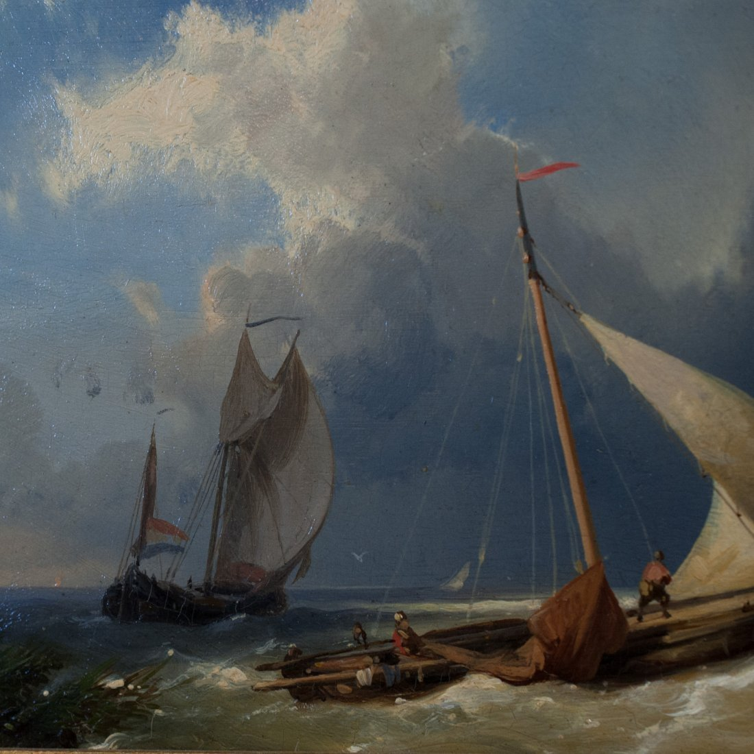 Johannes Hermanus Barend Koekkoek (Dutch 1840-1912) - 3