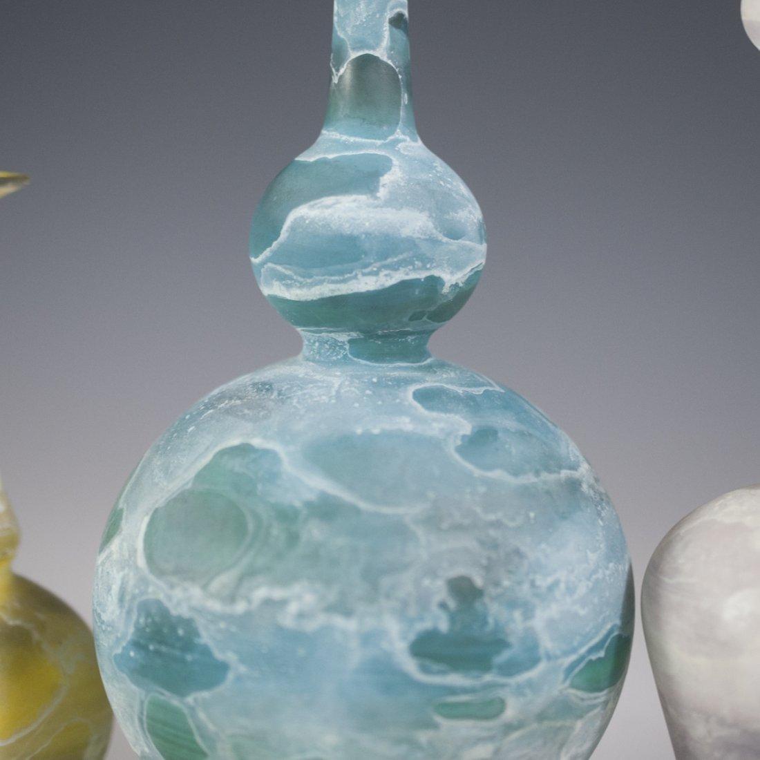 Israeli Glass Vases - 3