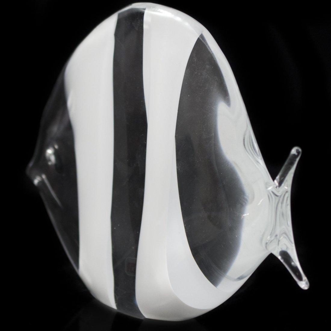 Oggetti Murano Glass Fish - 3