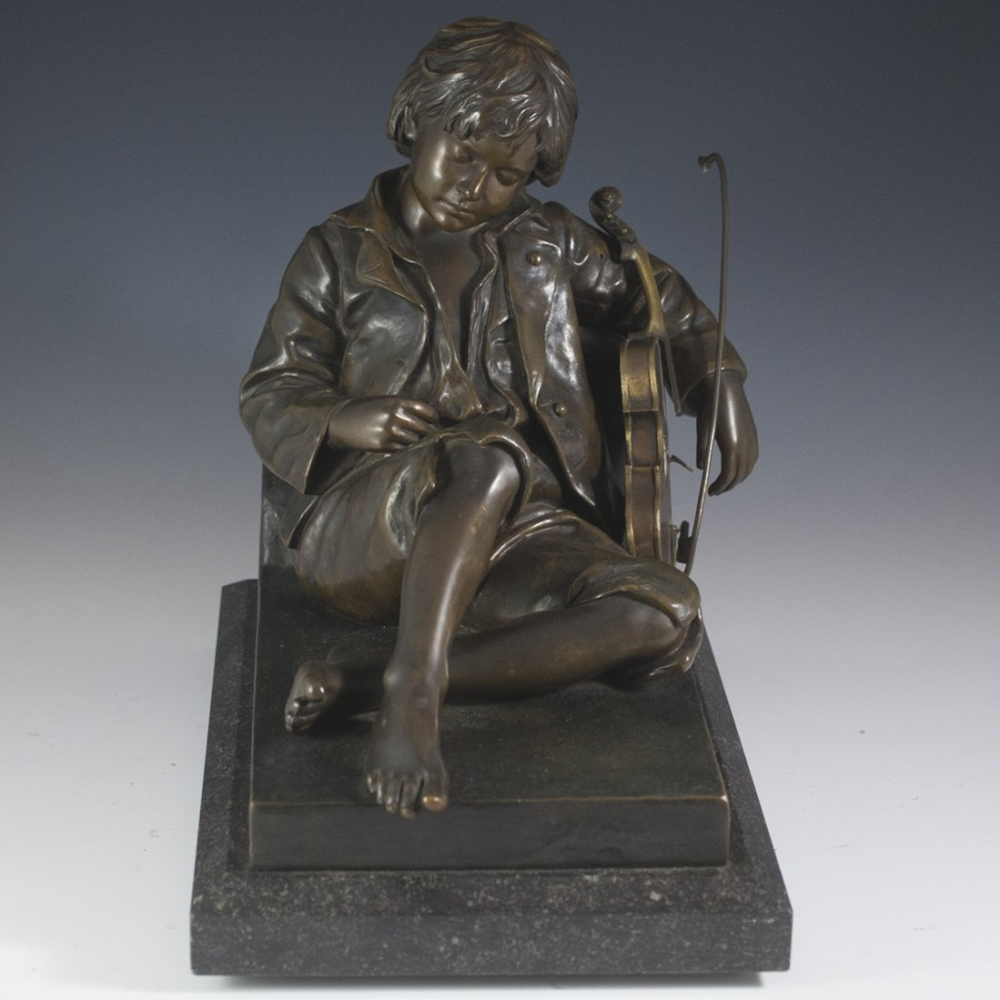 LŽon Tharel (French 1858 - 1902) Susse Foundry Bronze