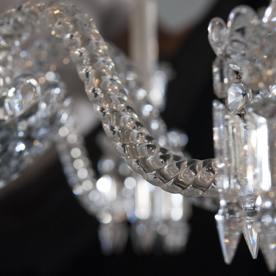 "Baccarat Crystal ""Zenith"" Chandelier - 2"