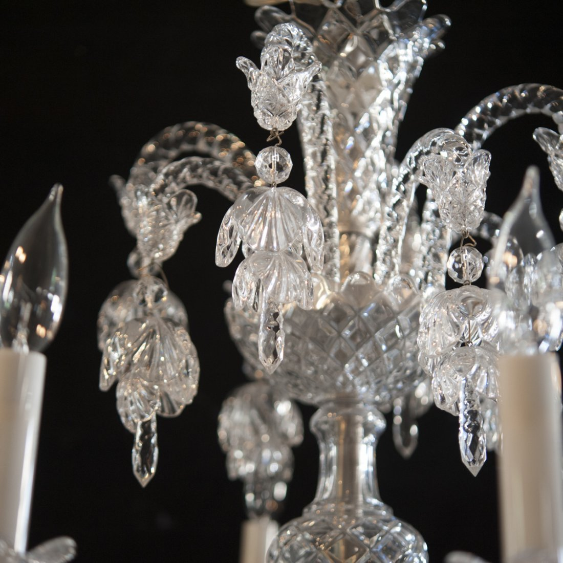 "Baccarat Crystal ""Zenith"" Chandelier - 3"