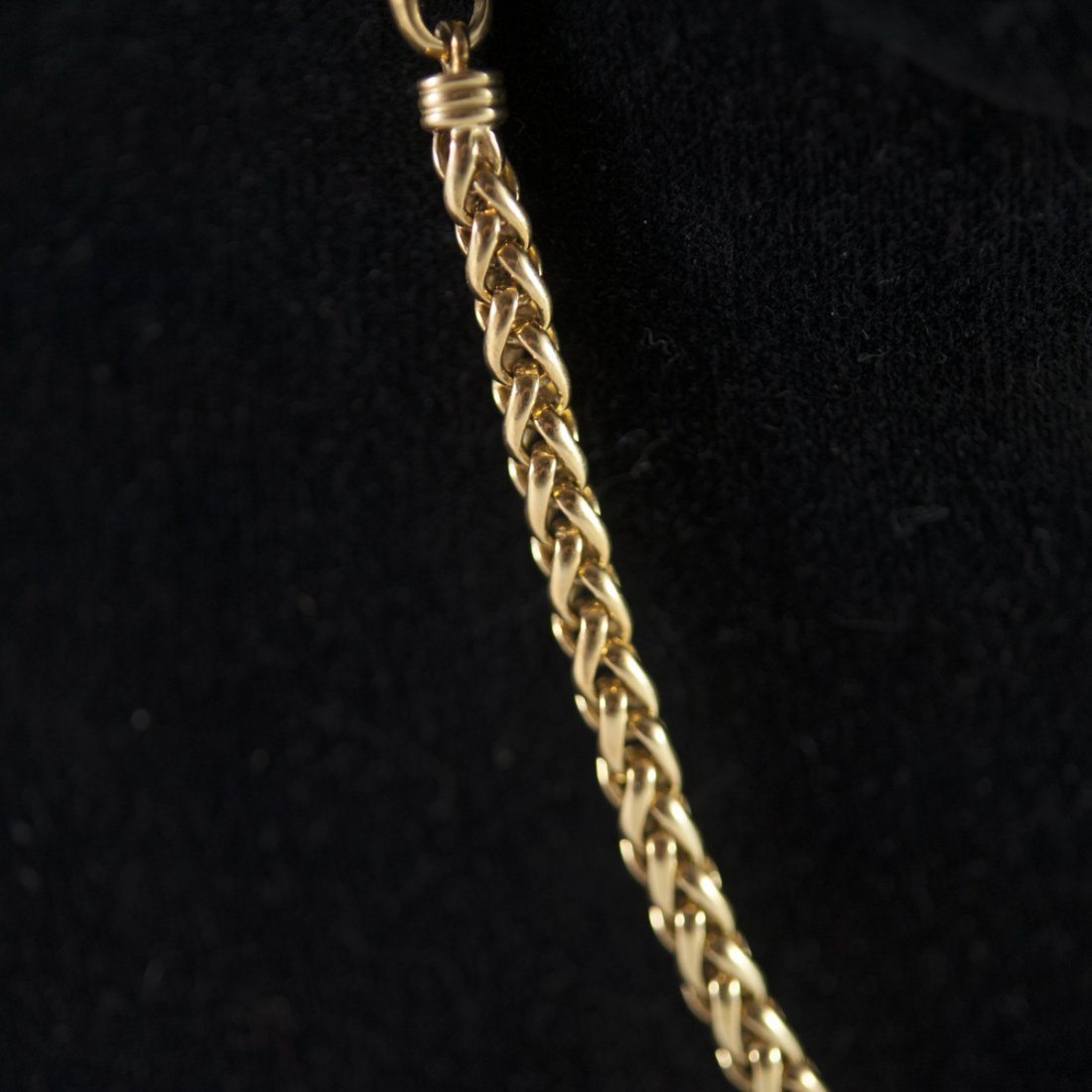 18kt Yellow Gold Bvlgari Necklace - 5