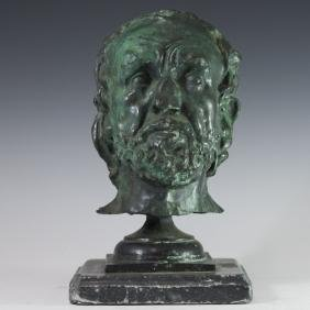 Auguste Rodin (French 1840-1917)