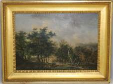 J.C. HUBER (JOHANN KASPAR HUBER, 1752-1827, SWISS
