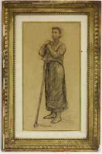 CAMILLE PISSARRO (1830-1903, ST. THOMAS USVI,