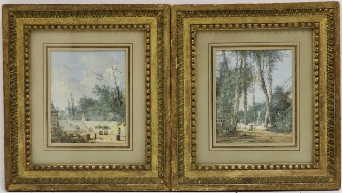 LOUIS GABRIEL MOREAU (1740-1806, FRANCE),