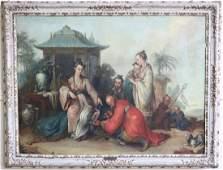 JEAN BAPTISTE LE PRINCE (1734-1781) ATTRIBUTION,