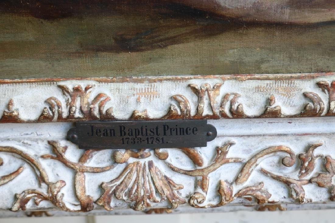 JEAN BAPTISTE LE PRINCE (1734-1781) ATTRIBUTION, - 4