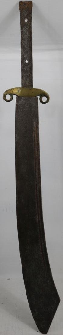 EARLY MING DYNASTY CHINESE SWORD (1368-1644),