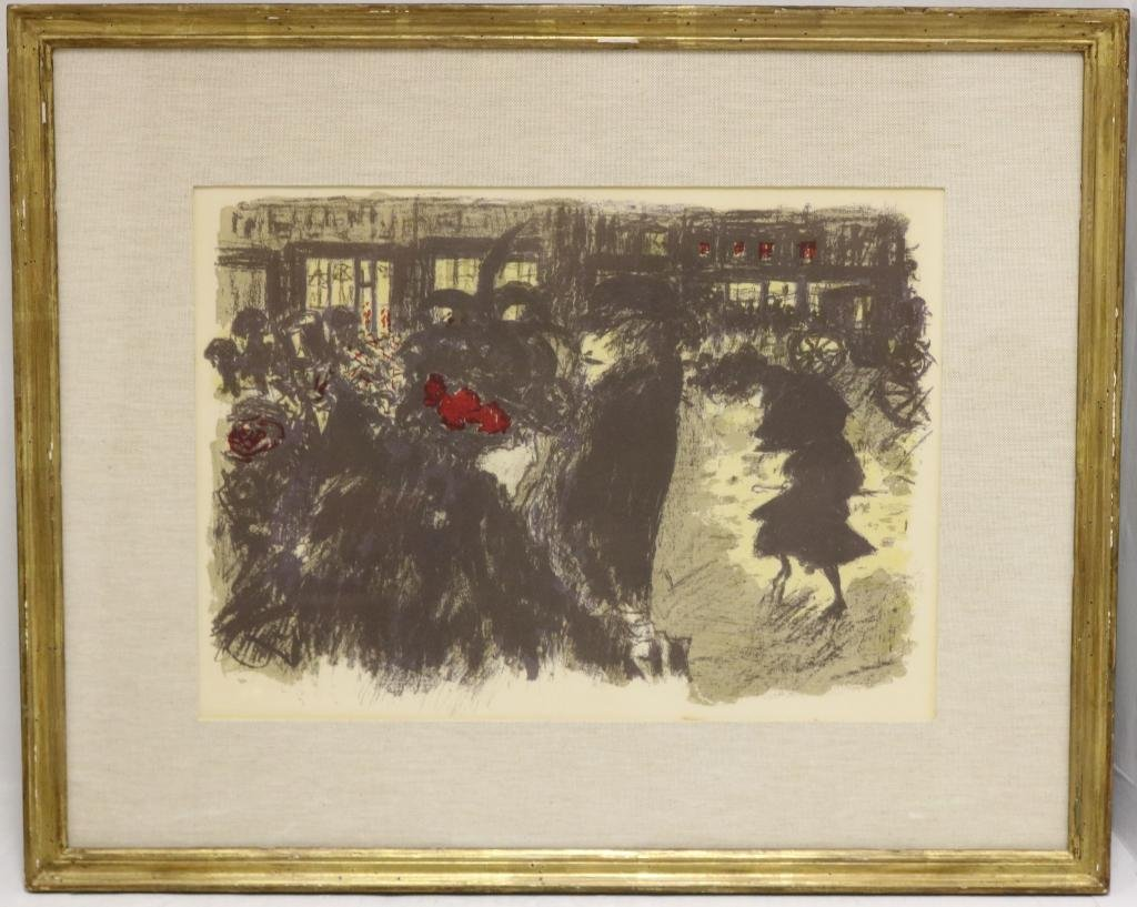 AFTER PIERRE BONNARD (1867-1947, FRANCE) COLORED