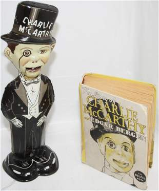CA. 1930S MARX TIN LITHOGRAPH WIND-UP TOY OF