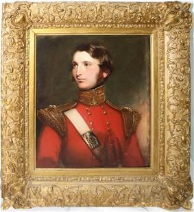 JAMES GODSELL MIDDLETON (1805-1874, BRITISH) OIL