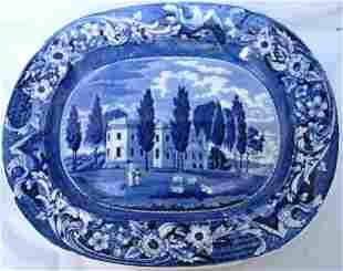 EARLY 19TH CENTURY ENGLISH STAFFORDSHIRE