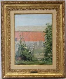OIL ON CANVAS SIGNED T. H. ROBINSON*
