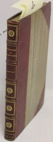 BOOK NARRATIVE OF THE SURRENDER OF BONAPARTE
