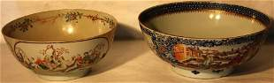 2 EARLY 19TH CENTURY CHINESE EXPORT PORCELAIN