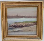 CHARLES HENRY GIFFORD (1839-1904, FAIRHAVEN), OIL