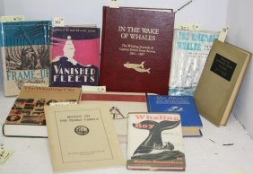 10 Books Related To Whaling To Include