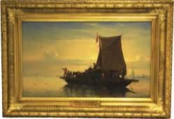 ALBERT VAN BEEST (1820-1860, NYC & NEW BEDFORD),