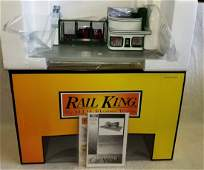 MTH Rail King Operating Car Wash