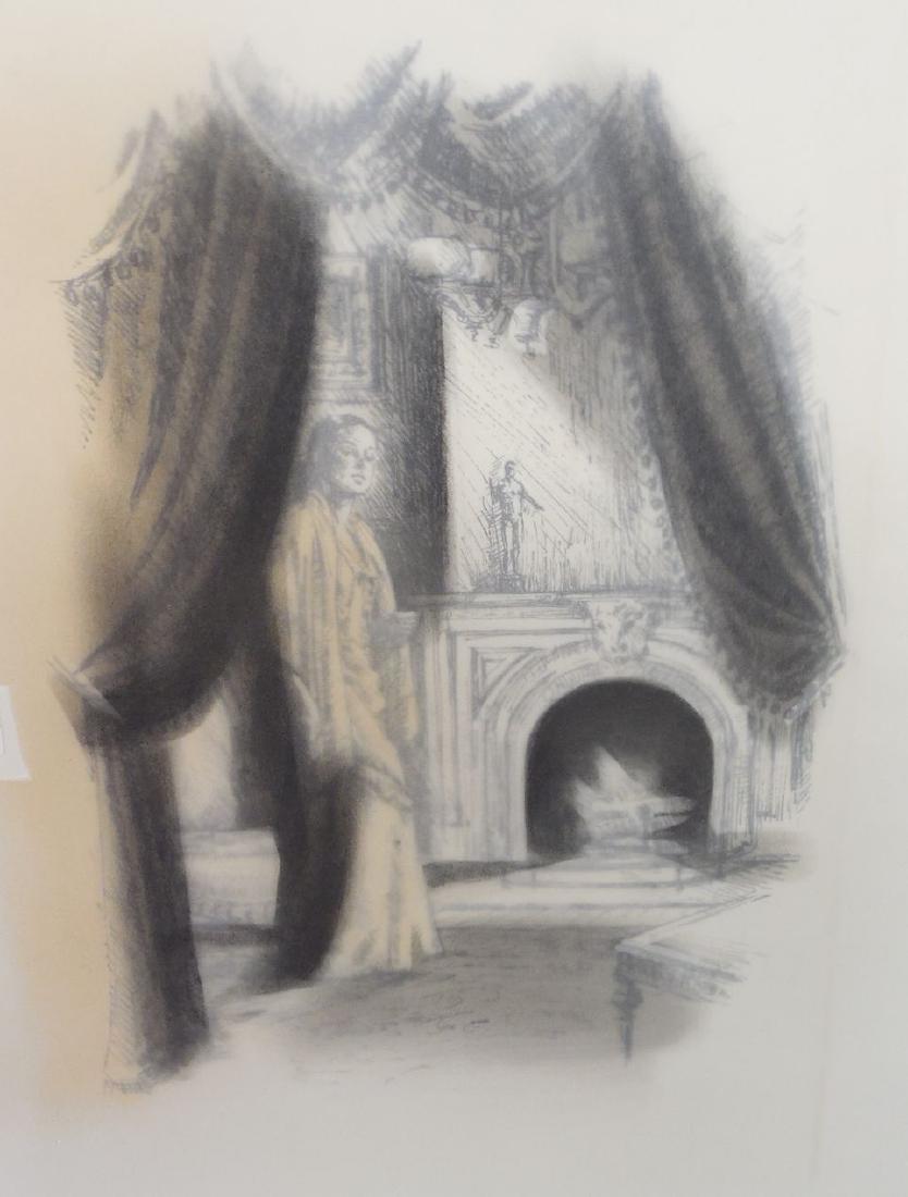 14 Barnett Plotkin Original Drawings Illustrations Age - 10