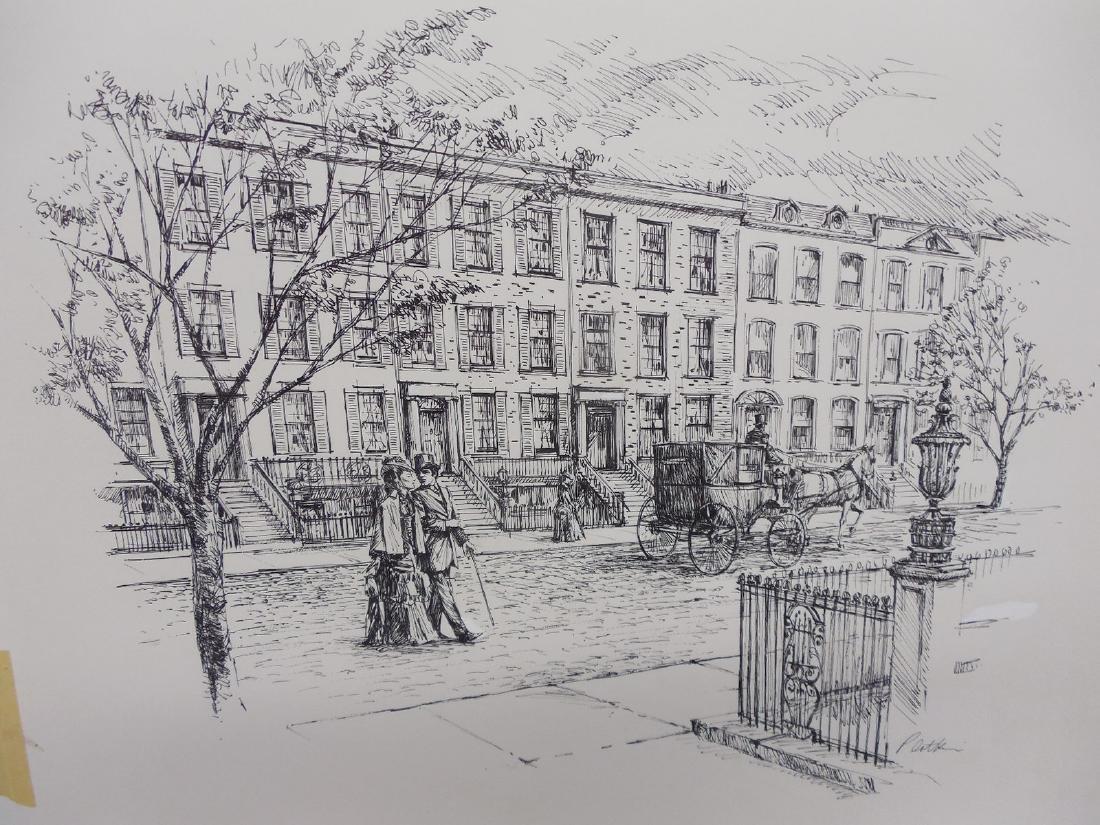 14 Barnett Plotkin Original Drawings Illustrations Age
