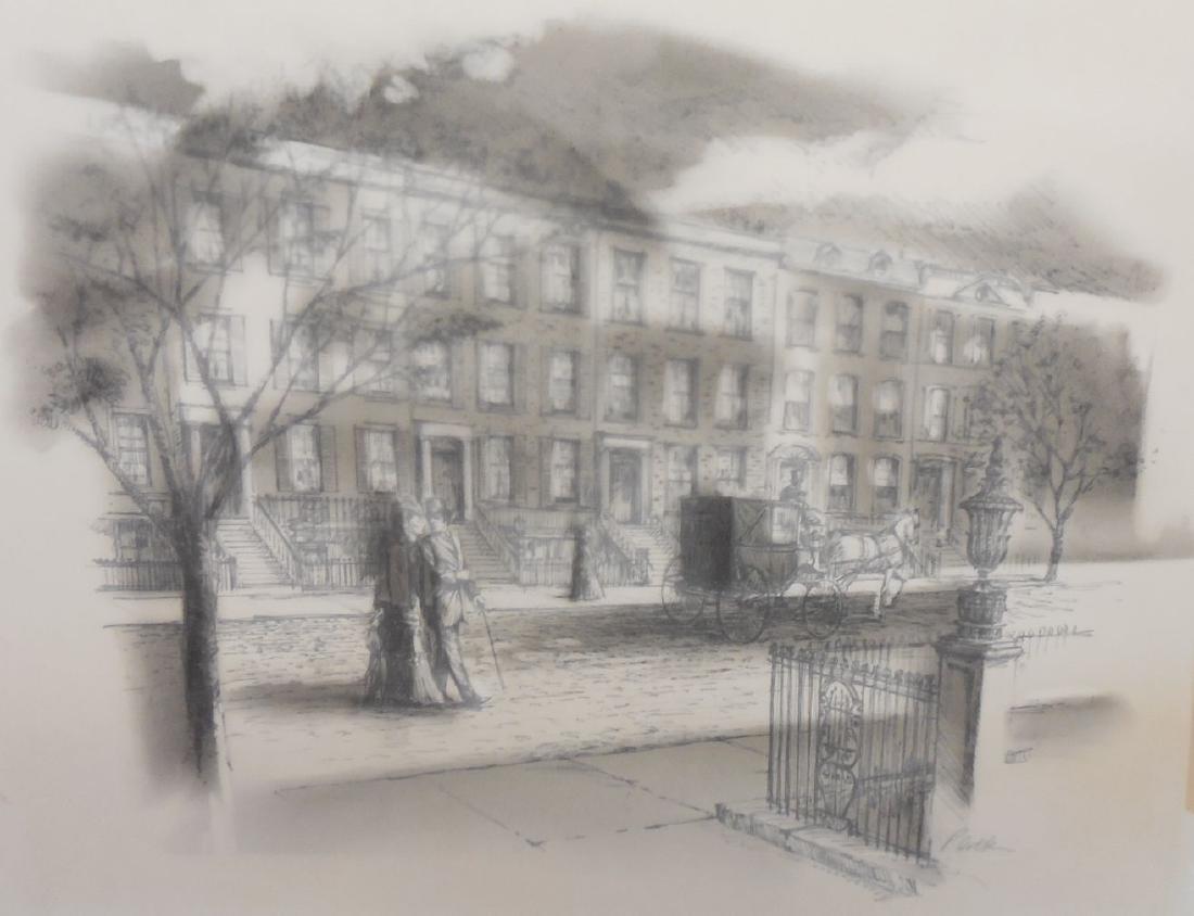 14 Barnett Plotkin Original Drawings Illustrations Age - 2